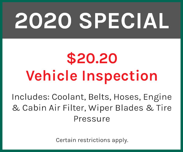 2020 inspection coupon